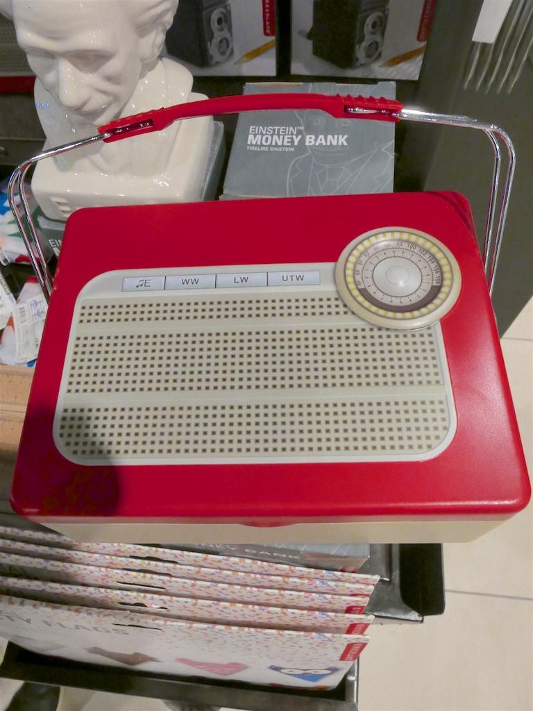 3430: RADIO-TROMMEL