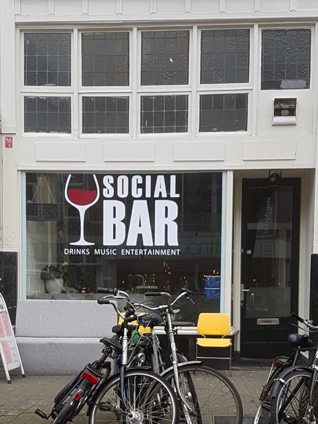 3496: SOCIAL BAR