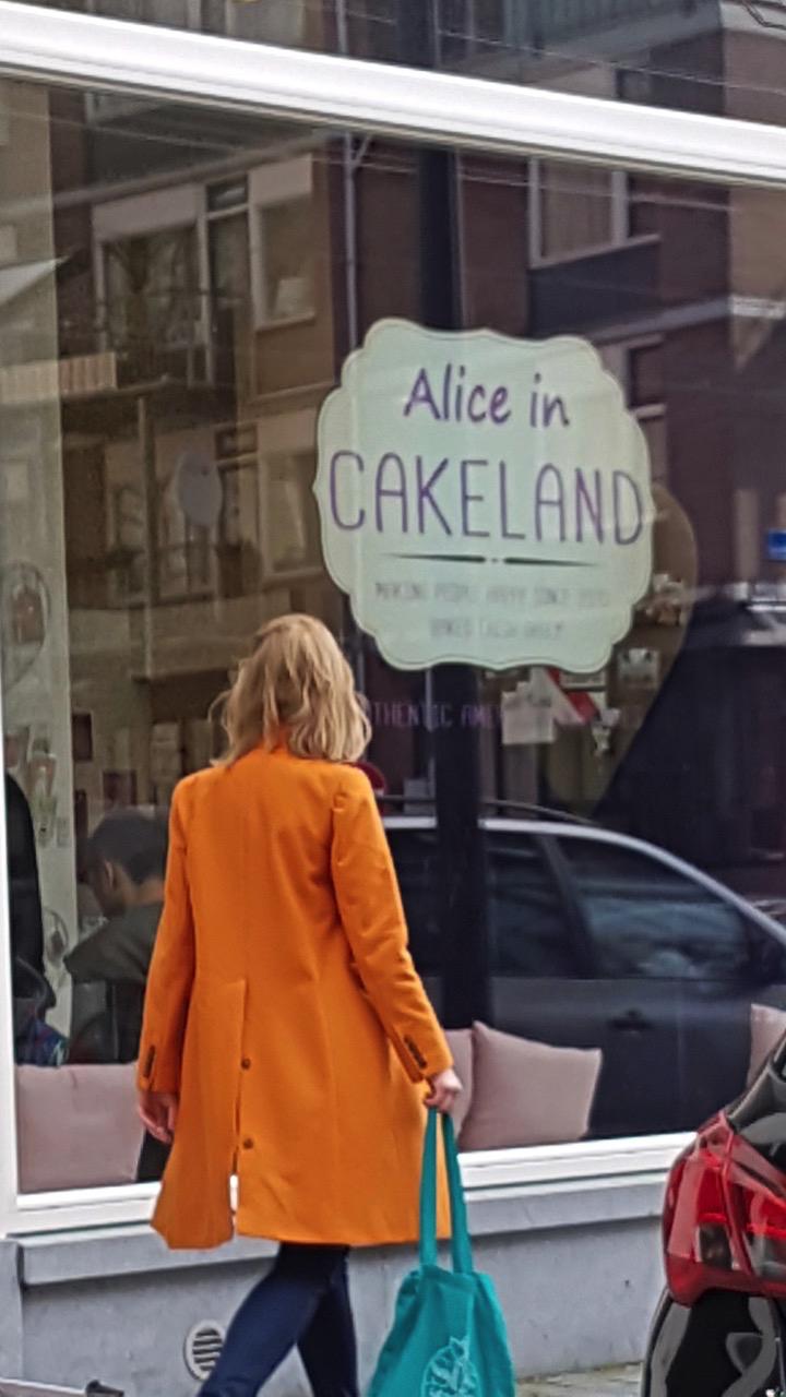 3916: ALICE IN CAKELAND
