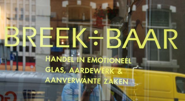 4: Emotioneel Glas?