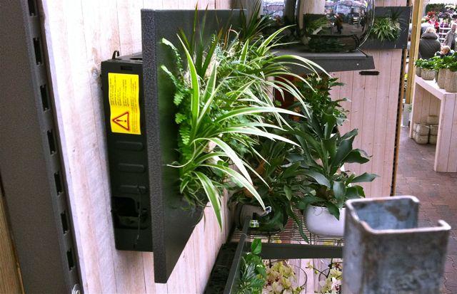 1328: Plantenapparaat