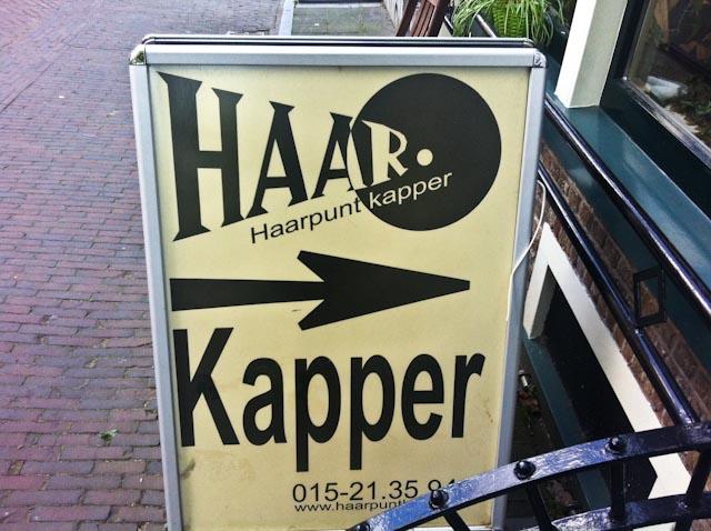 Haarpuntkapper