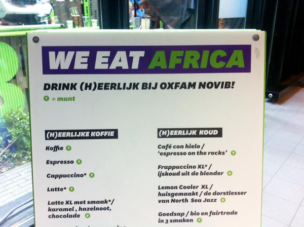 1445: We Eat Africa