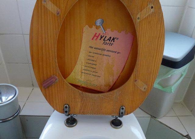 1633: WC-Bril Reclame