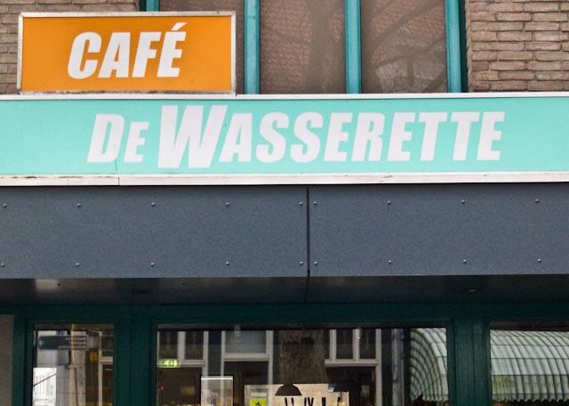 1681: Naar De Wasserette