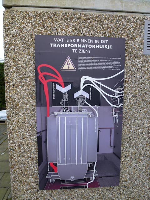 Transformator Toonder