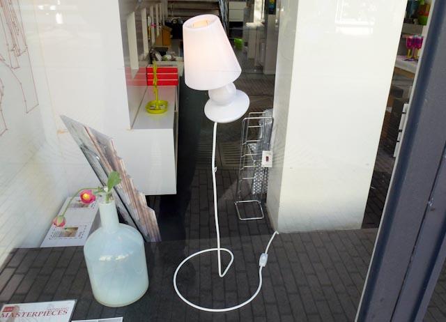 1724: Zwevende Lamp