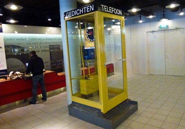 Gedichten Telefoon