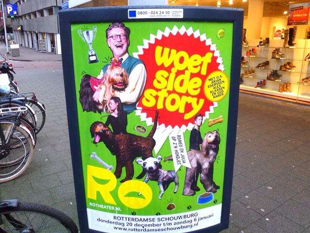 1973: Woef Side Story