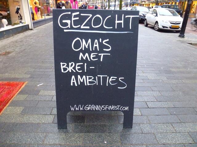 1977: Oma's Gezocht