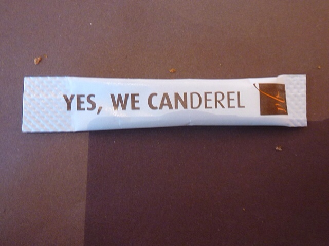 2028: Yes We Canderel