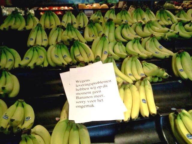 2060: De Bananen Zijn Op