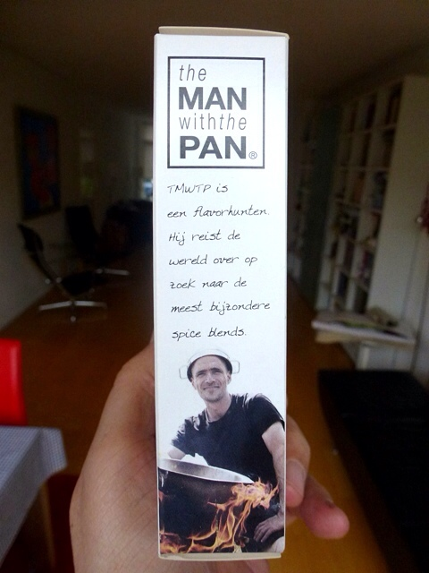 2123: The Man With The Pan