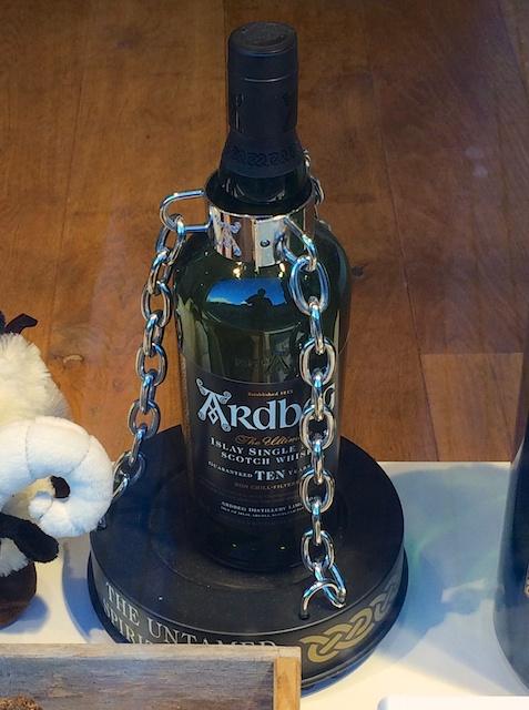 2300: Ongetemde Whisky