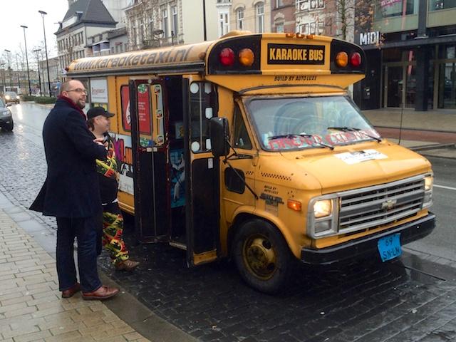 2363: Karaoke Taxi