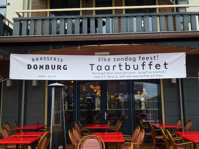 Taartbuffet