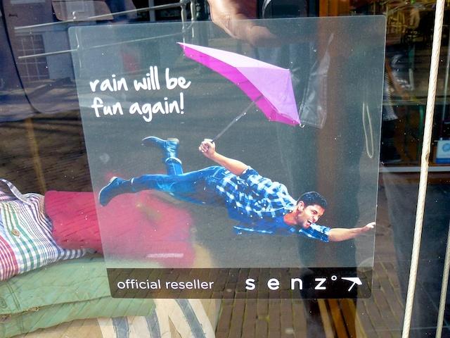 Rain will be fun