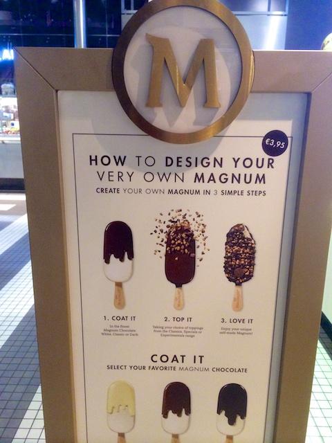 Design Your Magnum,
