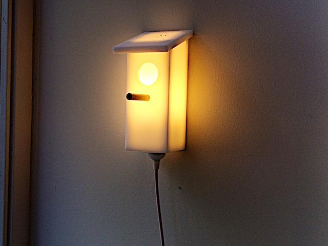 Vogel Lampje