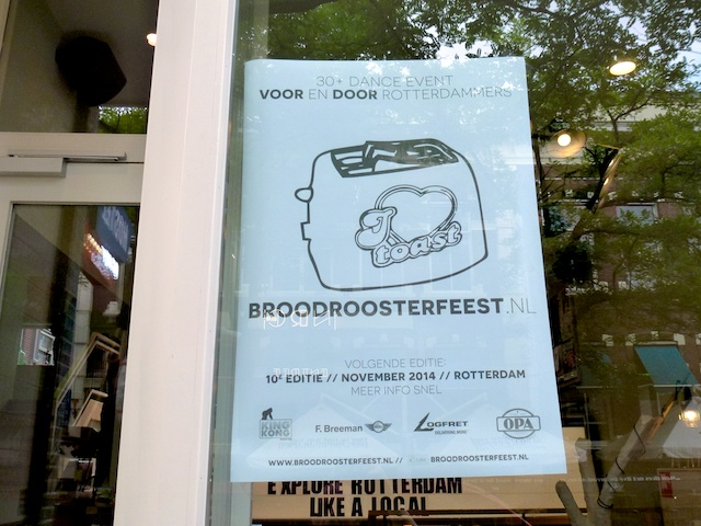 2605: Broodroosterfeest