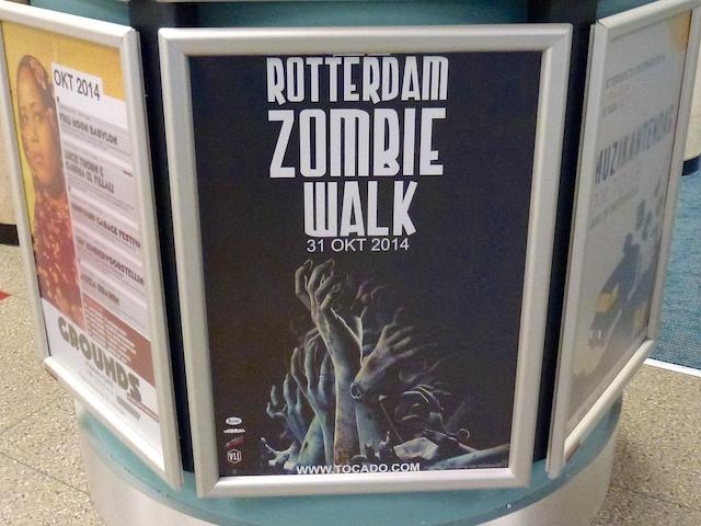 2638: Zombie Walk