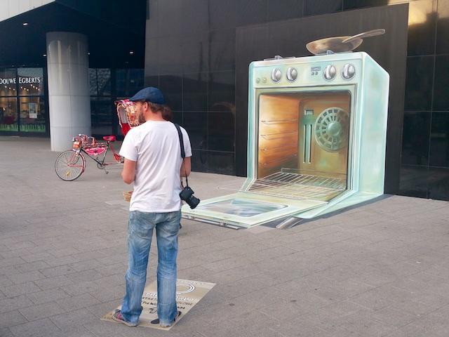 2817: Lok-oven