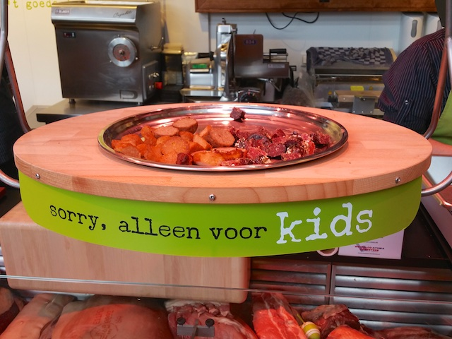 Sorry, Alleen Kids