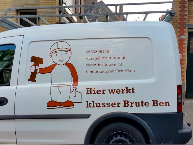 2846: Brute Ben