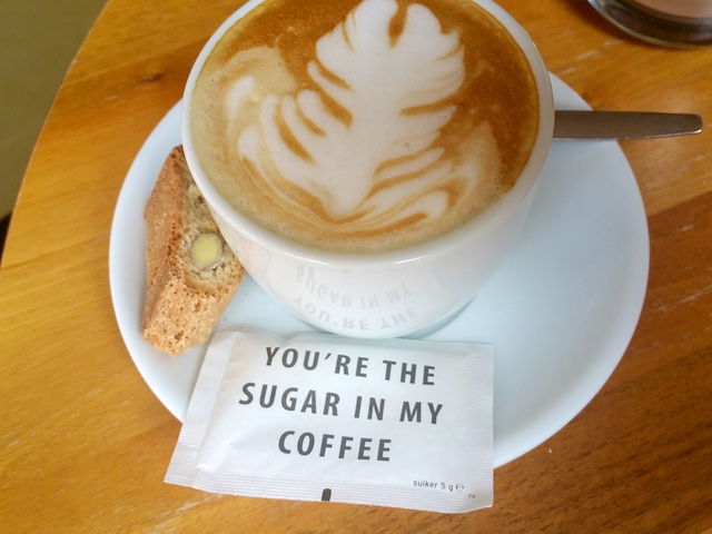You're the sugar