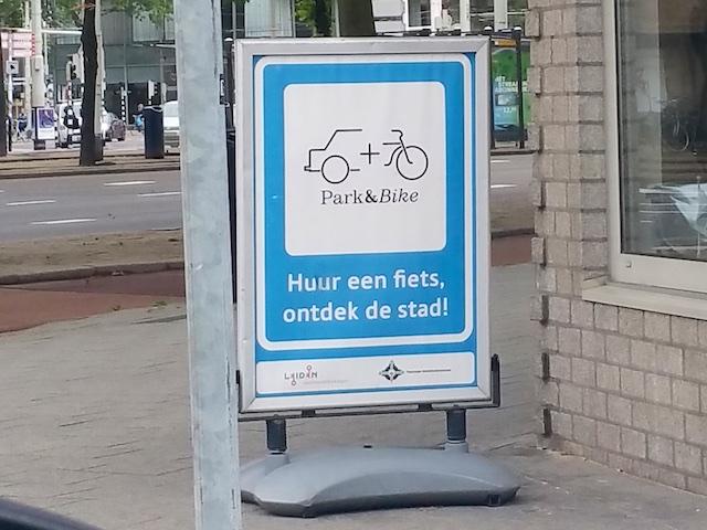 2875: Park & Bike