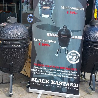 2913: Black Bastard