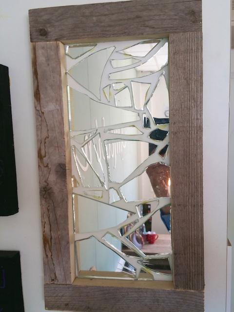 2905: Gebroken Spiegel