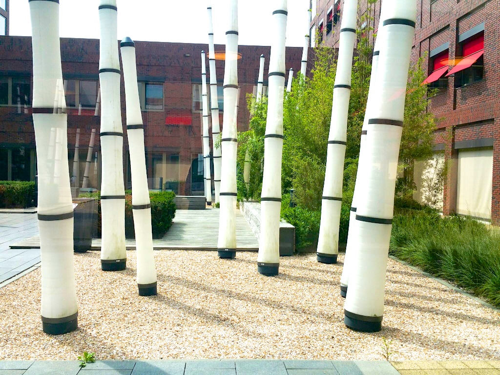 2929: Kunst Bamboe