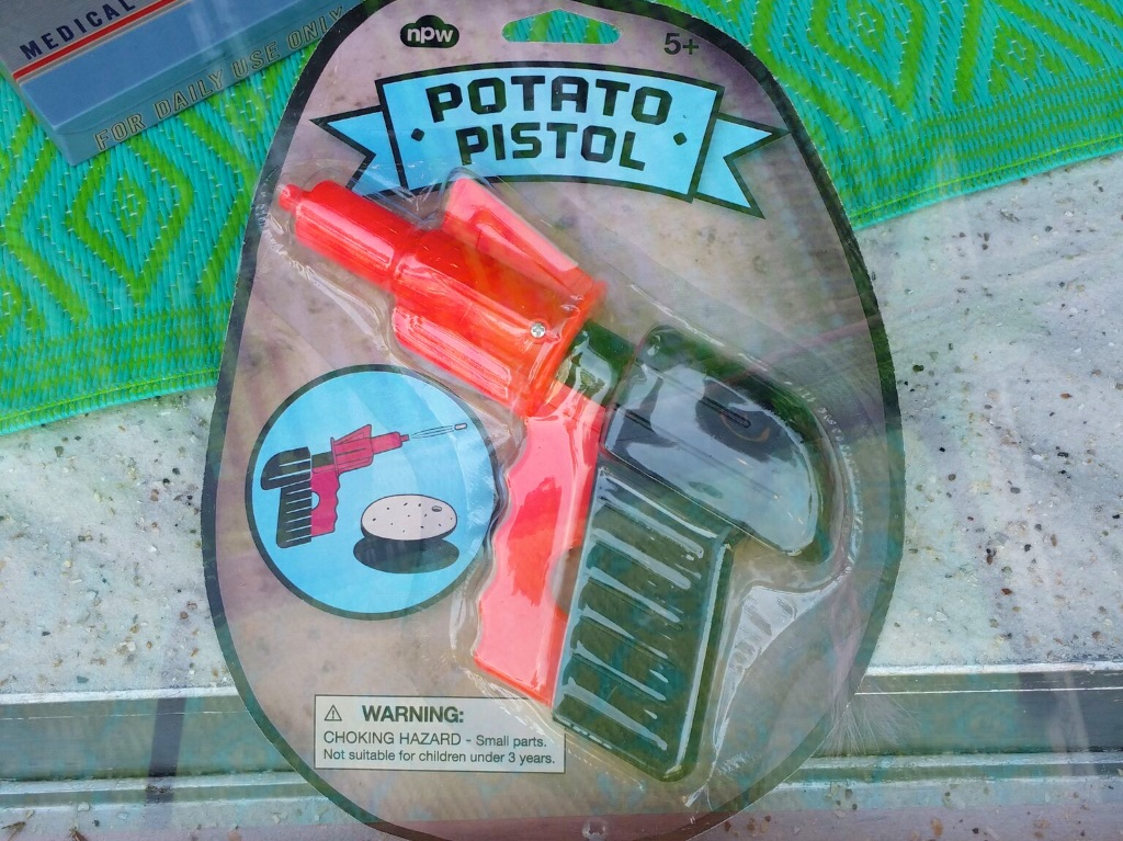 Potato Pistol