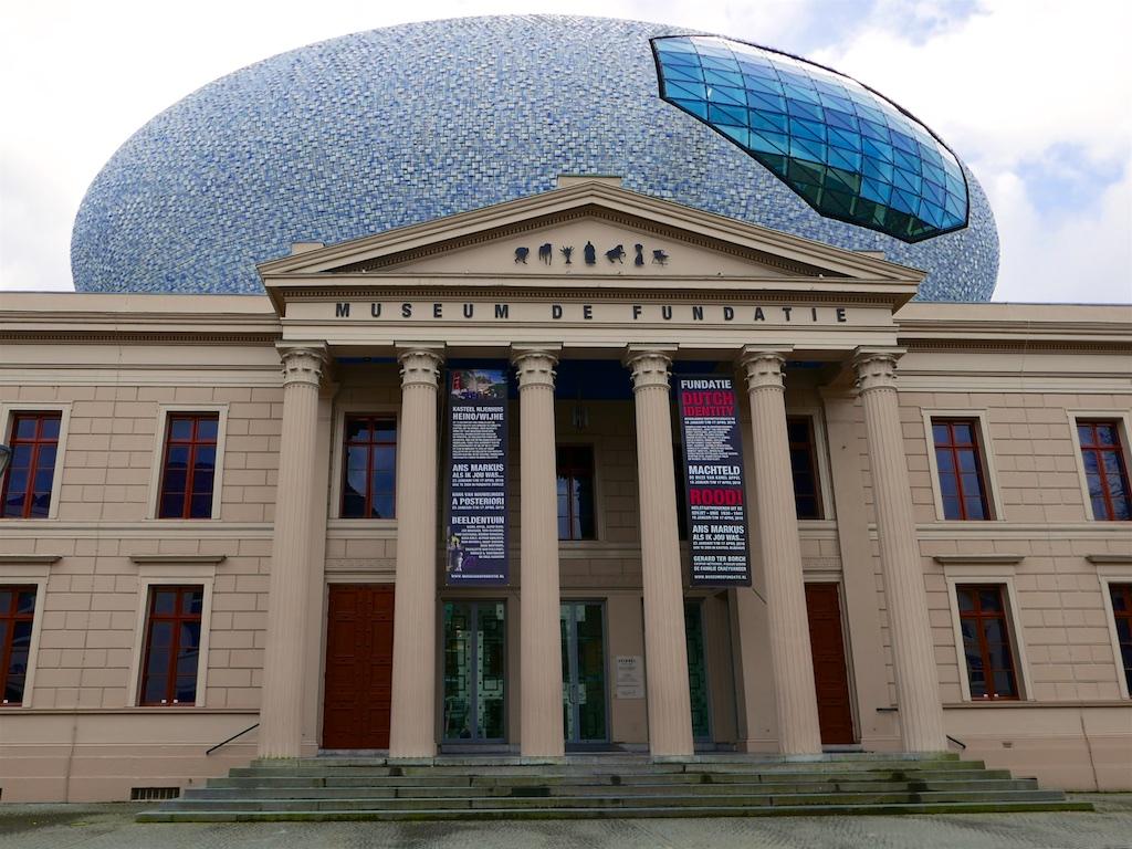 3126: Museum Met Ei