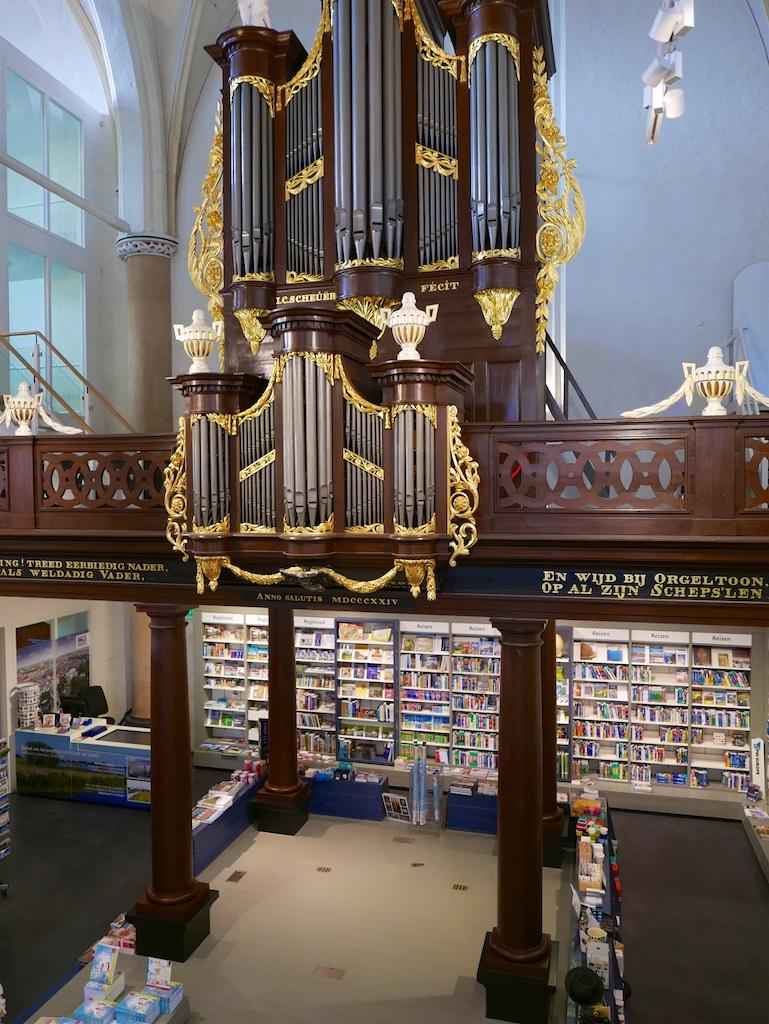 3127: Boekenkerk