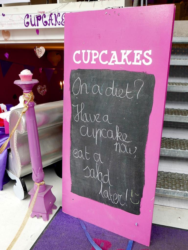 3117: Dieet En Cupcakes