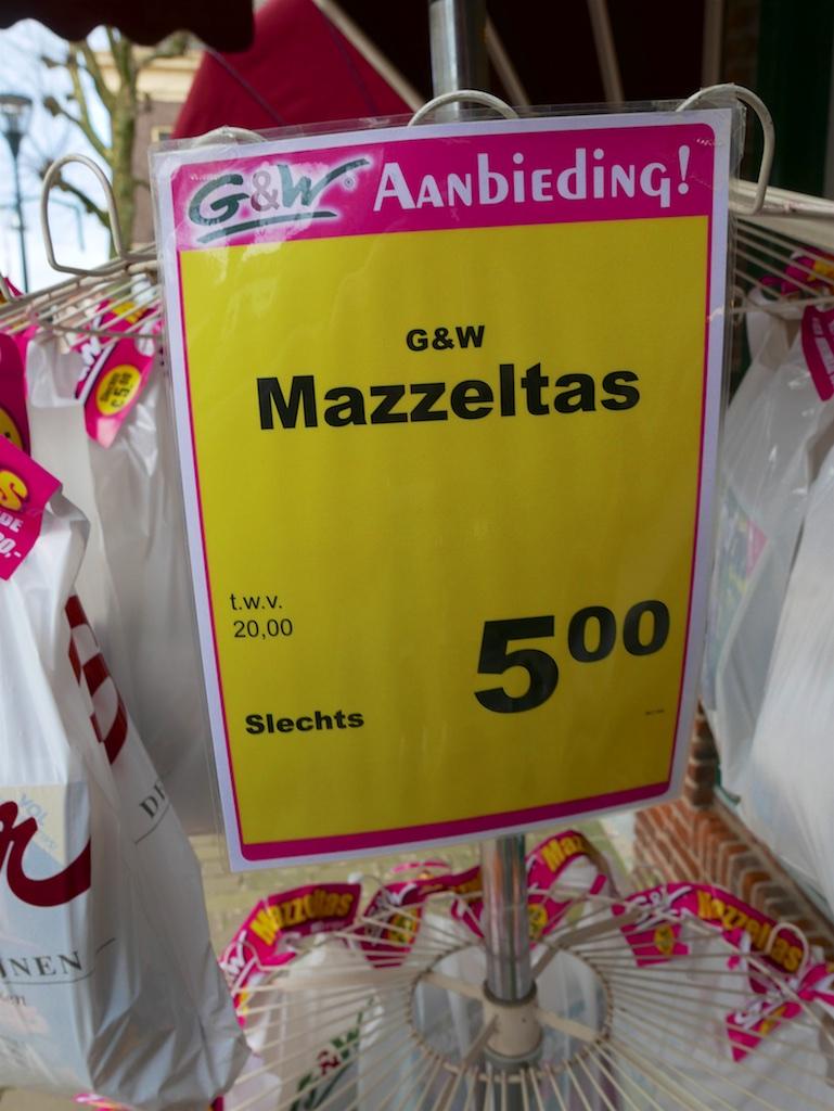 3133: Mazzeltas