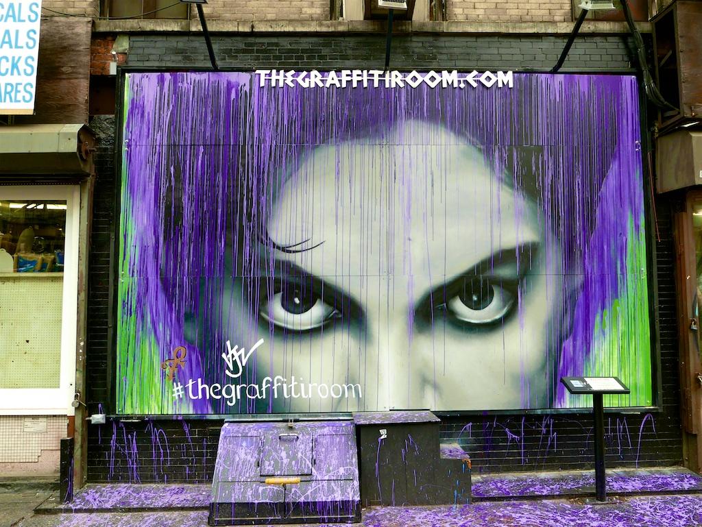 3224: Graffiti Prince