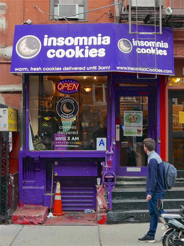 3210: Insomnia Cookies