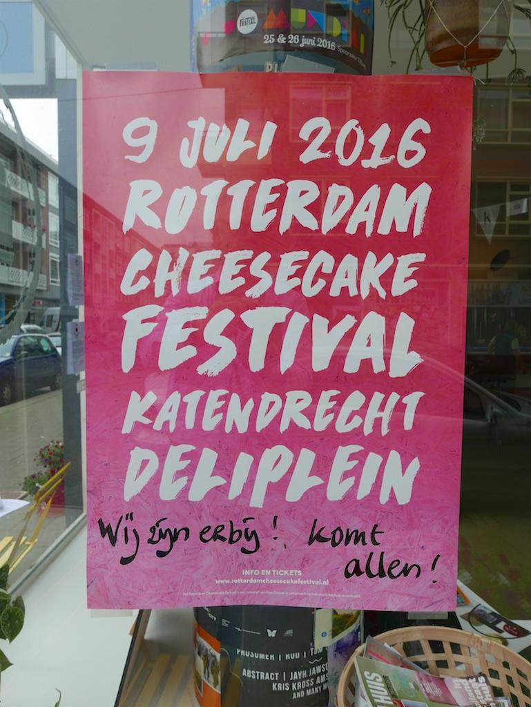 Cheesecake Festival
