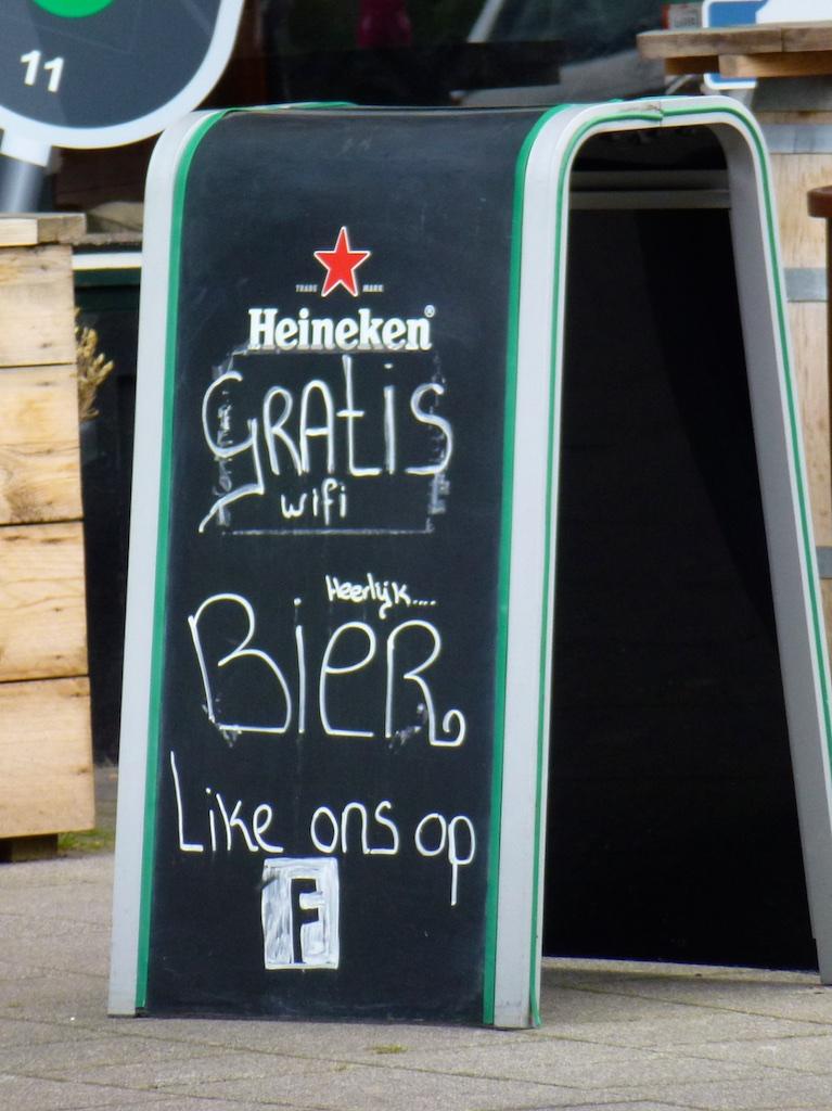3278: Gratis Bier?