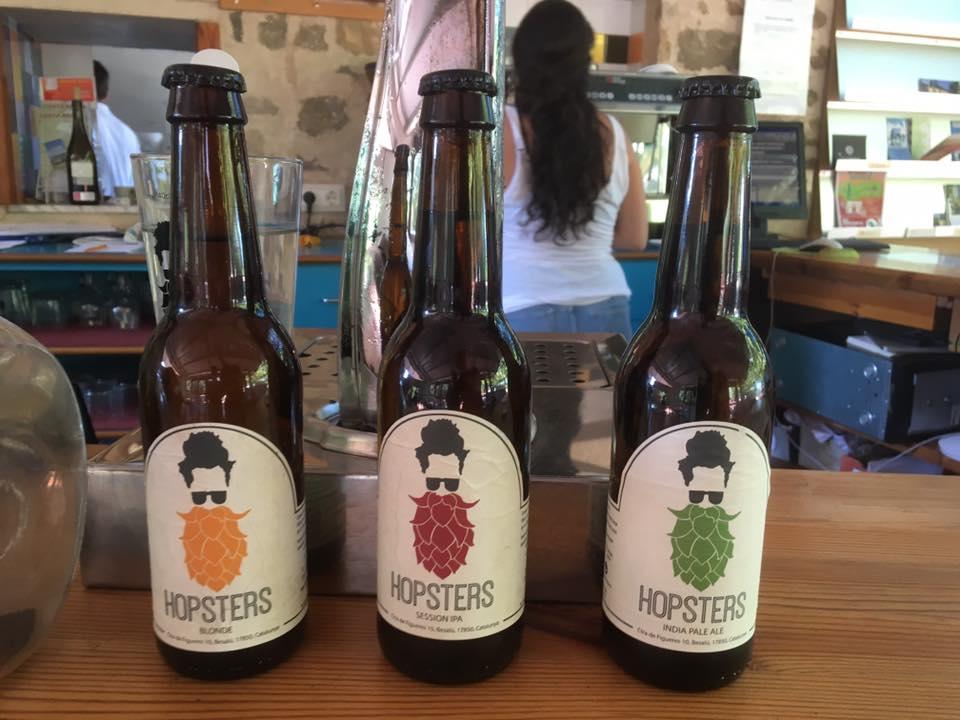 Hopsters Beer