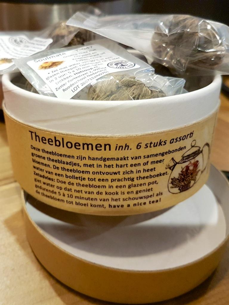 Theebloemen 1