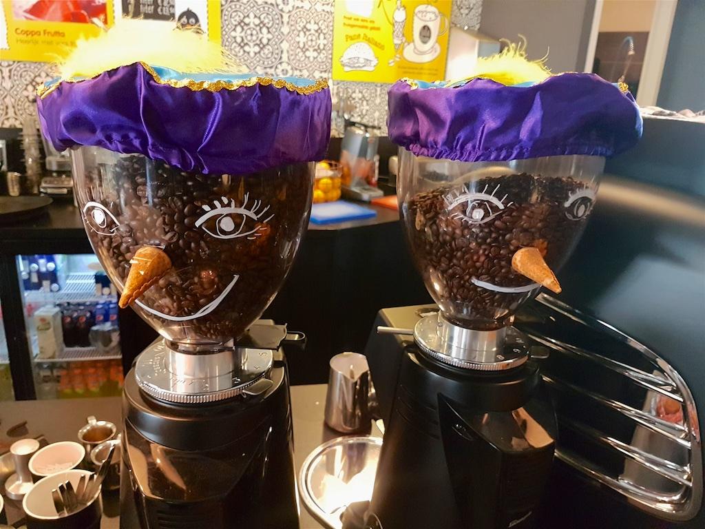 3404: Koffiepieten