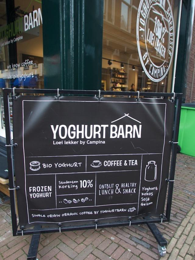 3491: DE YOGHURT BARN