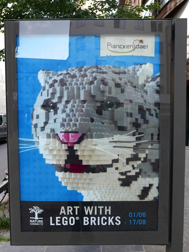 3614: LEGO ART