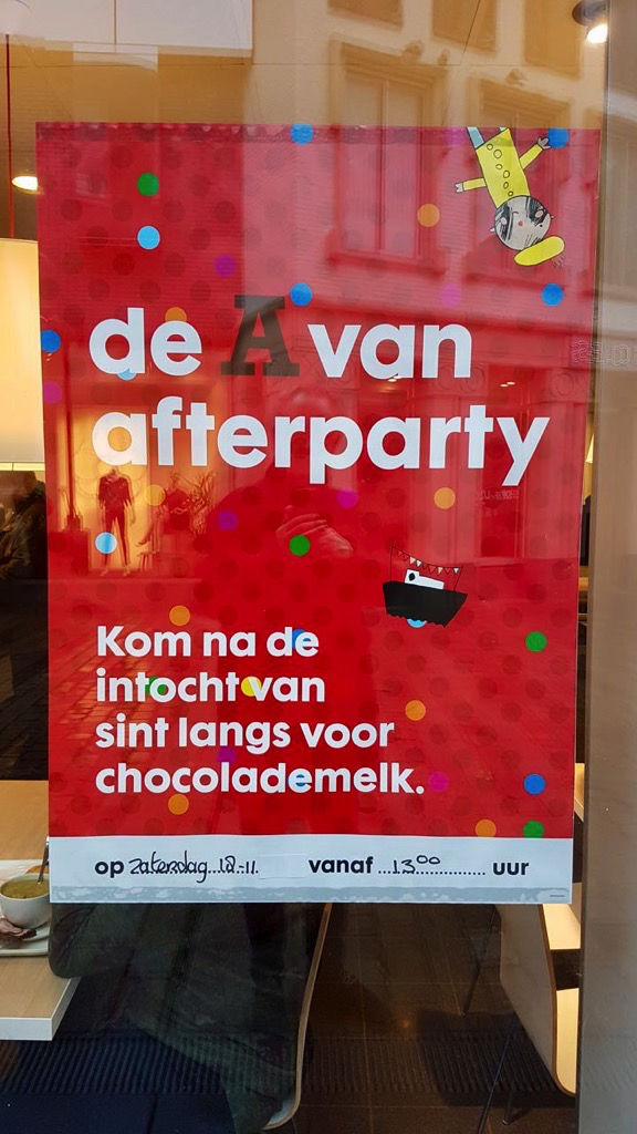 3771: SINT'S AFTERPARTY