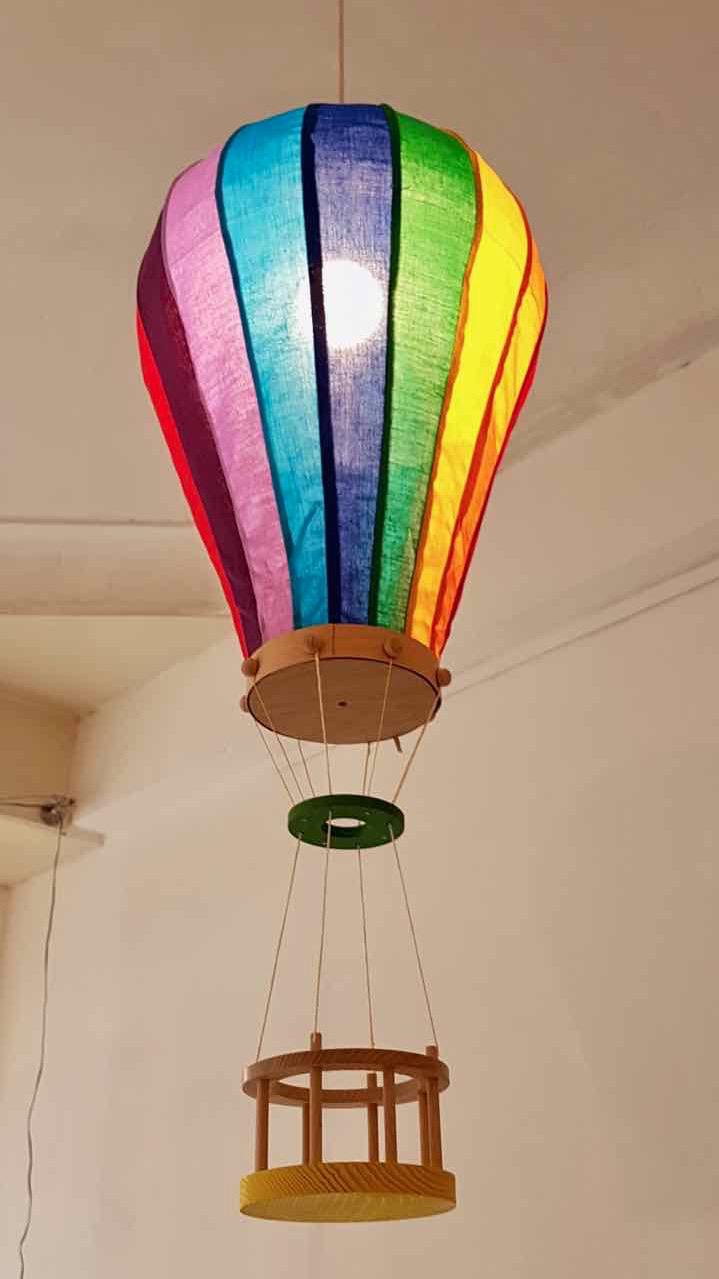3817: BALLON-LAMP