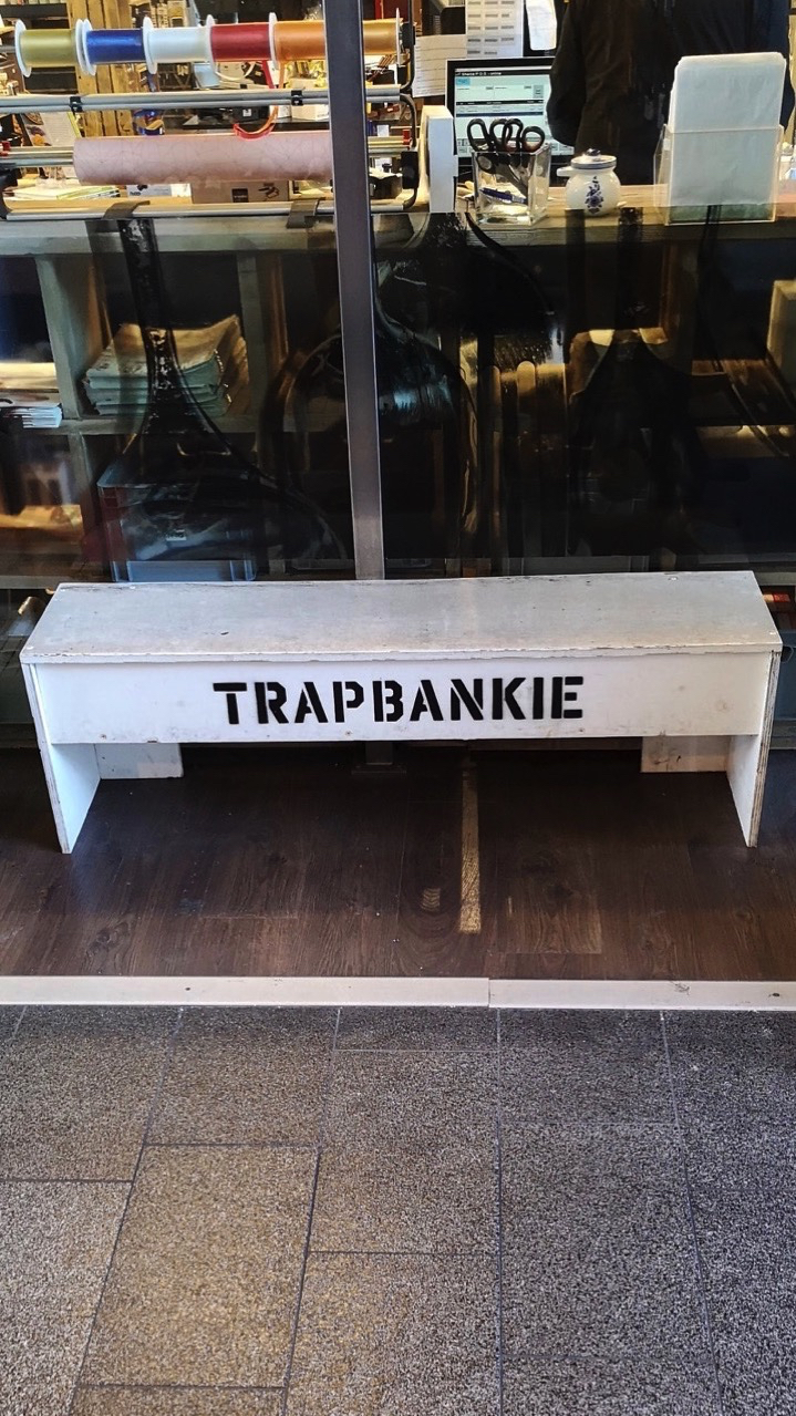 4035: TRAPBANKIE